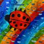 """25.04.2018 / """"Жук"""" в Творческой студии. Автор работы: Ижболдина Мария (7 лет)"""