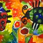 """25.04.2018 / """"Жук"""" в Творческой студии. Автор работы: Бесхохлова Анастасия (7 лет)"""