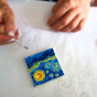 Mari / традиционная живопись
