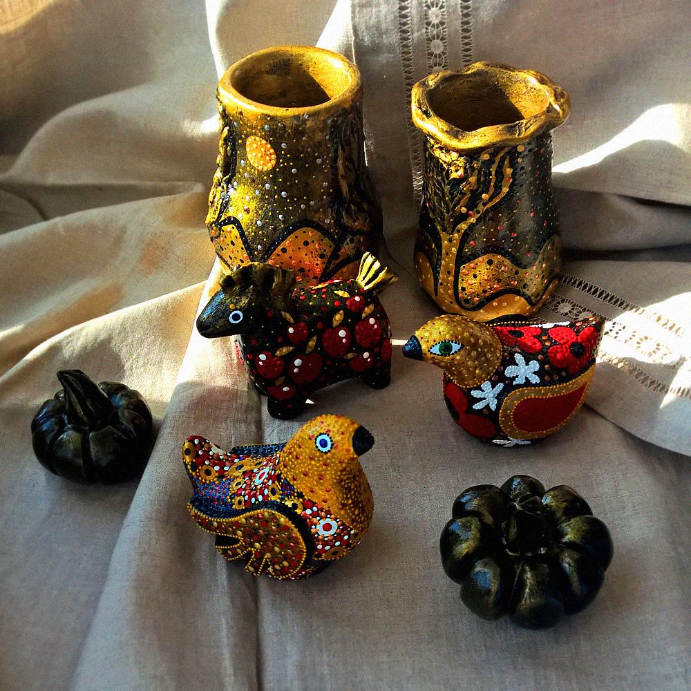 Мастерская керамики Индрик