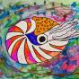 """10.12.2019 / """"Наутилус"""". Автор работы: Ижболдина Мария (8 лет)"""