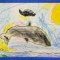 """10.12.2019 / """"Дельфин"""". Автор работы: Морозов Александр (6 лет)"""