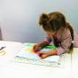 """10.11.2017 / """"Козочка"""" в Творческой студии. Автор работы: Мулгачёва Инна (7 лет)"""