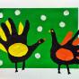 """25.11.2017 / """"Индюки"""" в Творческой студии. Автор работы: Клемин Лев (8 лет)"""