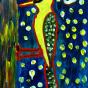 """21.01.2018 / """"Дятел"""" в Творческой студии. Автор работы: Кузнецова Алёна (11 лет)"""