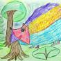 """13.02.2018 / """"Ёжик"""" в Творческой студии. Автор работы: Мулгачёва Инна (7 лет)"""