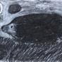 """17.03.2018 / """"Крот"""" в Творческой студии. Автор работы: Козлова Ксения (7 лет)"""