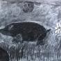 """17.03.2018 / """"Крот"""" в Творческой студии. Автор работы: Титова Анастасия (7 лет)"""