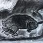 """18.03.2018 / """"Крот"""" в Творческой студии. Автор работы: Тарасова Анастасия (7 лет)"""