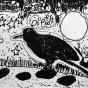"""28.03.2018 / """"Ворон"""" в Творческой студии. Автор работы: Петрухина Варвара (6 лет)"""