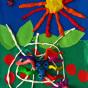 """15.04.2018 / """"Паук"""" в Творческой студии. Автор работы: Тарасова Анастасия (7 лет)"""