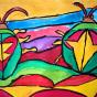 """25.04.2018 / """"Жук"""" в Творческой студии. Автор работы: Мулгачёва Инна (7 лет)"""
