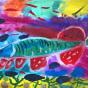 """19.05.2018 / """"Щука"""" в Творческой студии. Автор работы: Козлова Ксения (7 лет)"""