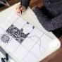 """15.10.2017 / Мастер-класс """"Зентангл"""" в Творческой студии"""