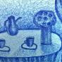 """12.11.2017 / """"Натюрморт"""" в Творческой студии. Автор работы: Шелутко Софья"""