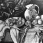 """2018, апрель / """"Натюрморт простым карандашом"""" (копия). Автор работы: Стрижкина Галина Митрофановна"""