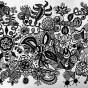 """12.05.2018 / """"Doodle"""" в Творческой студии. Автор работы: Паляруш Людмила Васильевна"""