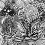 """22.05.2018 / """"Doodle"""" в Творческой студии. Автор работы: Севостьянова Александра Алексеевна"""