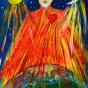 """26.04.2018 / Тема """"Сакральные абстракции"""" в Библиотеке Удельнинской"""