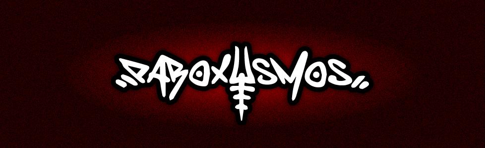 Авторские галереи: PAROXYSMOS